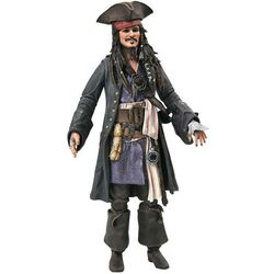 Figúrka Pirates of the Caribbean Deluxe Jack Sparrow Action Figure na progamingshop.sk
