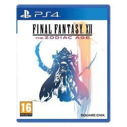 Final Fantasy 12: The Zodiac Age [PS4] - BAZÁR (použitý tovar) na progamingshop.sk