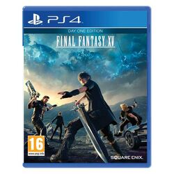 Final Fantasy 15 [PS4] - BAZÁR (použitý tovar) na progamingshop.sk