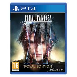 Final Fantasy 15 (Royal Edition) [PS4] - BAZÁR (použitý tovar) na progamingshop.sk