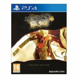 Final Fantasy Type-0 HD (Limited Edition) na progamingshop.sk