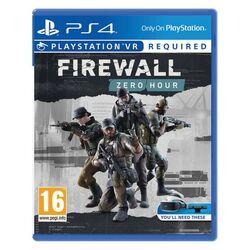 Firewall: Zero Hour [PS4] - BAZÁR (použitý tovar) na progamingshop.sk