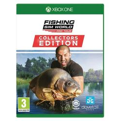 Fishing Sim World 2020: Pro Tour (Collector's Edition) na progamingshop.sk