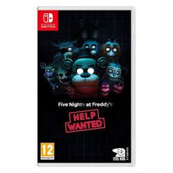 Five Nights at Freddy's: Help Wanted na progamingshop.sk