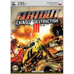 FlatOut 3: Chaos & Destruction CZ na progamingshop.sk