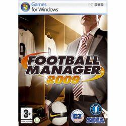 Football Manager 2009 CZ na progamingshop.sk