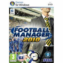 Football Manager 2010 CZ na progamingshop.sk