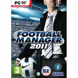 Football Manager 2011 CZ na progamingshop.sk