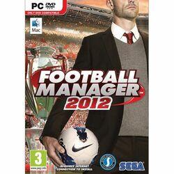 Football Manager 2012 CZ na progamingshop.sk