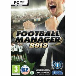 Football Manager 2013 CZ na progamingshop.sk