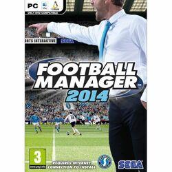 Football Manager 2014 CZ na progamingshop.sk