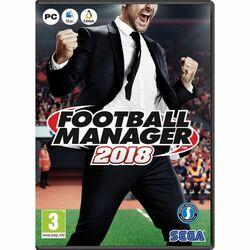 Football Manager 2018 CZ na progamingshop.sk