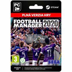 Football Manager 2020 [Steam] na progamingshop.sk