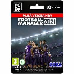 Football Manager 2021 [Steam] na progamingshop.sk