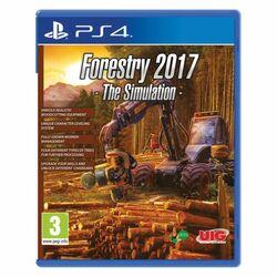 Forestry 2017: The Simulation [PS4] - BAZÁR (použitý tovar) na progamingshop.sk