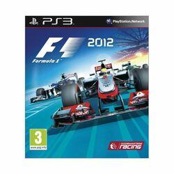 Formula 1 2012 na progamingshop.sk