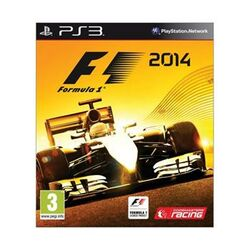 Formula 1 2014 [PS3] - BAZÁR (použitý tovar) na progamingshop.sk