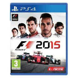Formula 1 2015 na progamingshop.sk