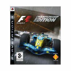 Formula 1 (Championship Edition) na progamingshop.sk