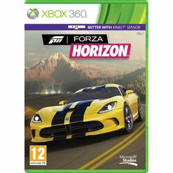Forza Horizon CZ na pgs.sk