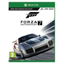 Forza Motorsport 7 [XBOX ONE] - BAZÁR (použitý tovar) na pgs.sk