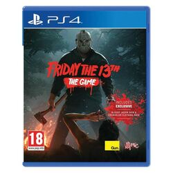 Friday the 13th: The Game [PS4] - BAZÁR (použitý tovar) na progamingshop.sk