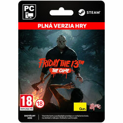 Friday the 13th: The Game [Steam] na progamingshop.sk