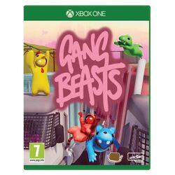 Gang Beasts [XBOX ONE] - BAZÁR (použitý tovar) na pgs.sk