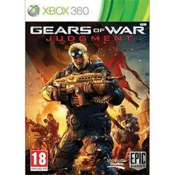Gears of War: Judgment CZ [XBOX 360] - BAZÁR (použitý tovar) na progamingshop.sk