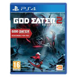 God Eater 2: Rage Burst na progamingshop.sk