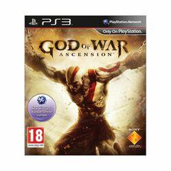 God of War: Ascension [PS3] - BAZÁR (použitý tovar) na progamingshop.sk