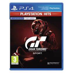 Gran Turismo Sport CZ na pgs.sk