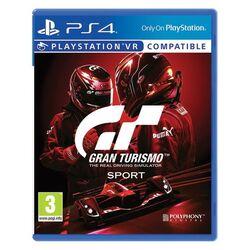 Gran Turismo Sport: Spec II CZ  na progamingshop.sk
