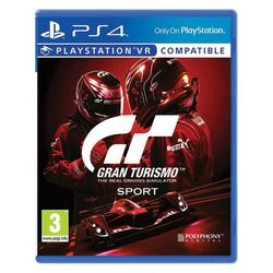 Gran Turismo Sport: Spec II CZ  [PS4] - BAZÁR (použitý tovar) na progamingshop.sk