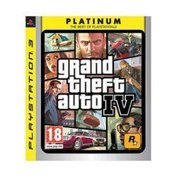 Grand Theft Auto 4 PS3 - BAZÁR (použitý tovar) na progamingshop.sk