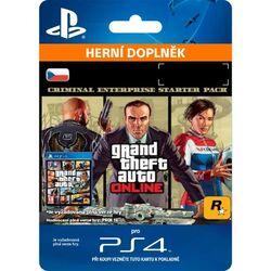 Grand Theft Auto 5 (CZ Criminal Enterprise Starter Pack) na pgs.sk