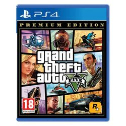 Grand Theft Auto 5 (Premium Edition) na progamingshop.sk