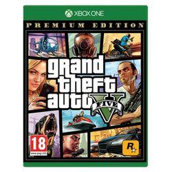 Grand Theft Auto 5 (Premium Edition) na pgs.sk