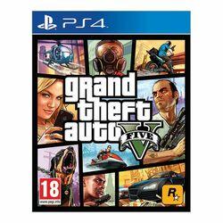 Grand Theft Auto 5 [PS4] - BAZÁR (použitý tovar) na progamingshop.sk