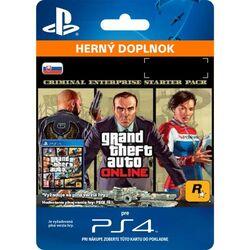 Grand Theft Auto 5 (SK Criminal Enterprise Starter Pack) na pgs.sk