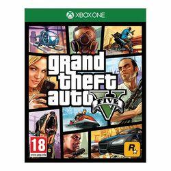 Grand Theft Auto 5 [XBOX ONE] - BAZÁR (použitý tovar) na progamingshop.sk