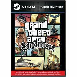 Grand Theft Auto: San Andreas na pgs.sk