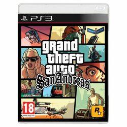 Grand Theft Auto: San Andreas [PS3] - BAZÁR (použitý tovar) na progamingshop.sk
