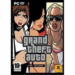 Grand Theft Auto: The Trilogy na pgs.sk