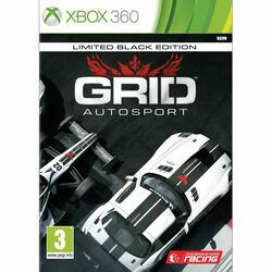 GRID Autosport (Limited Black Edition) na progamingshop.sk