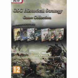 GSC Historical Strategy Game Collection na progamingshop.sk