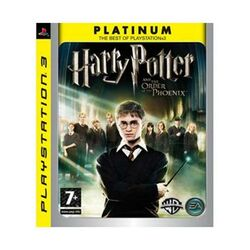 Harry Potter and the Order of the Phoenix [PS3] - BAZÁR (použitý tovar) na progamingshop.sk