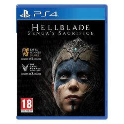 Hellblade: Senua's Sacrifice [PS4] - BAZÁR (použitý tovar) na progamingshop.sk