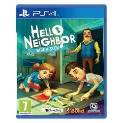 Hello Neighbor: Hide & Seek [PS4] - BAZÁR (použitý tovar) na progamingshop.sk