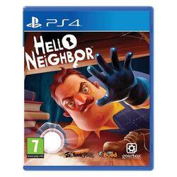 Hello Neighbor [PS4] - BAZÁR (použitý tovar) na progamingshop.sk